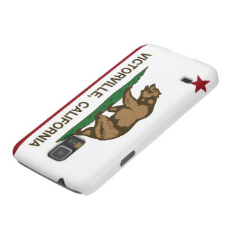California State Flag Victorville Galaxy S5 Cover