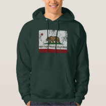 California State Flag West Sacramento Hoodie