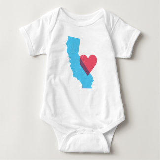 California State Love Baby Shirt