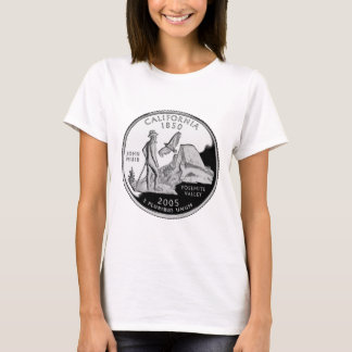 California State Quarter T-Shirt