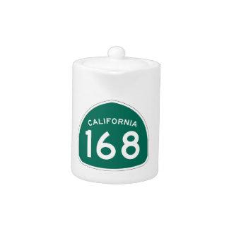 California State Route 168