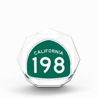California State Route 198 Award