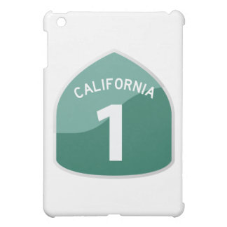 California State Route 1 Pacific Coast Highway Cover For The iPad Mini