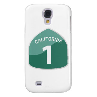 California State Route 1 Pacific Coast Highway Galaxy S4 Cover