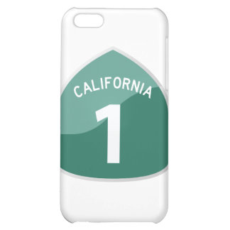 California State Route 1 Pacific Coast Highway iPhone 5C Cover