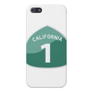 California State Route 1 Pacific Coast Highway Covers For iPhone 5