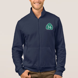 California State Route 36 Jacket
