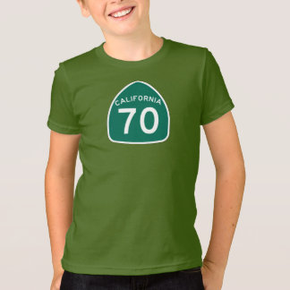 California State Route 70 T-Shirt