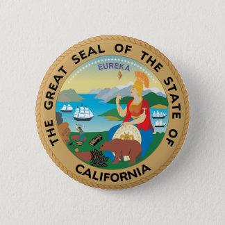 California State Seal Button