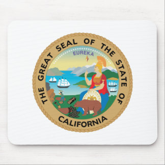 California State Seal Mouse Pad