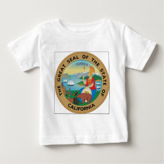 California State Seal Infant T-shirt