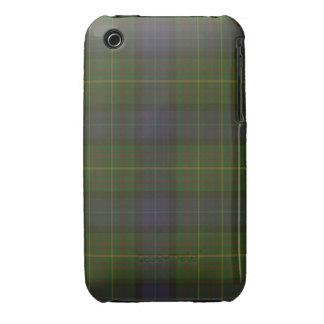 California state tartan Case-Mate iPhone 3 cases