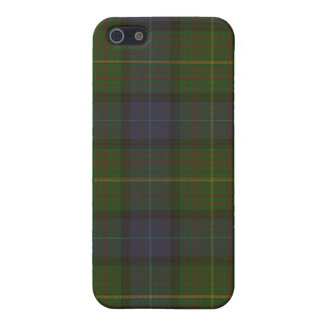 California state tartan cover for iPhone SE/5/5s