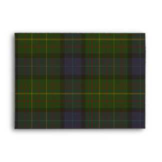 California state tartan envelope