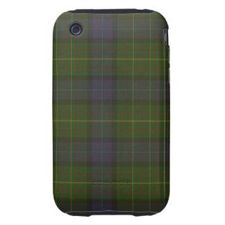California state tartan iPhone 3 tough covers