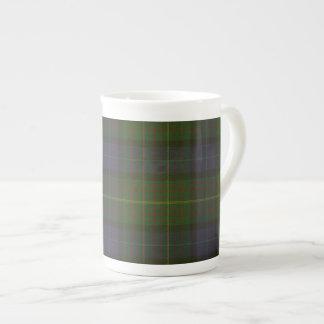 California state tartan tea cup