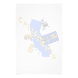 California Stationery