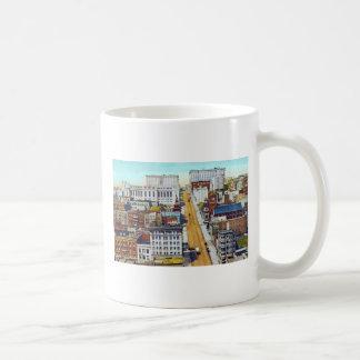 California Street Hill Coffee Mug