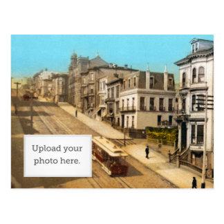California Street Postcard