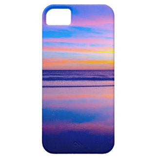 California Style Blue Dream Sunset iPhone SE/5/5s Case
