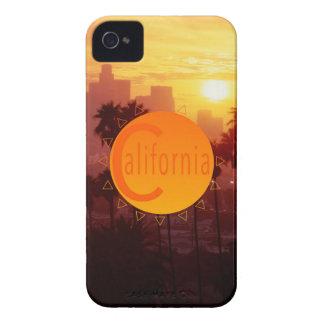 California Sun by Monroe Maven iPhone 4 Case