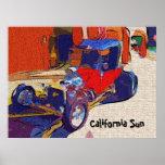 California Sun Impresiones