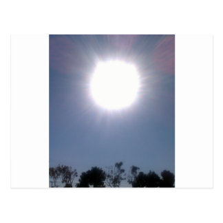 California Sun Postcard