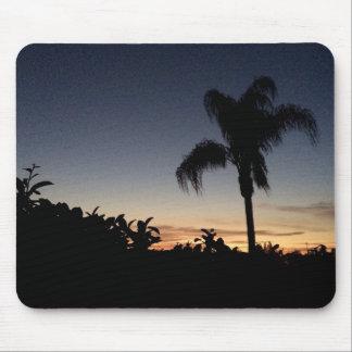 California Sunset Mouse Pad