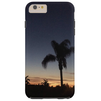 California Sunset Tough iPhone 6 Plus Case
