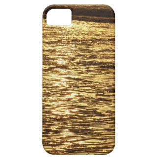 California Sunset Waves Abstract Nature Photograph iPhone SE/5/5s Case
