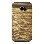 California Sunset Waves Abstract Nature Photograph Samsung Galaxy S6 Case