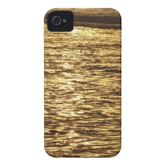 California Sunset Waves iPhone 4 Case