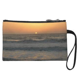 California Sunset Wristlet Purses