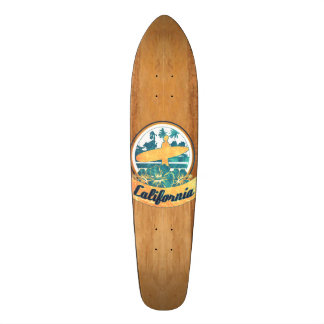 California surfboard skateboard