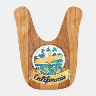 California surfboard bib