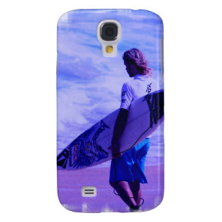 California Surfer iPhone 3G Case Galaxy S4 Cover