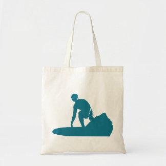 California Surfer Tote Bag