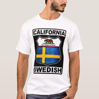 California Swedish American Tee