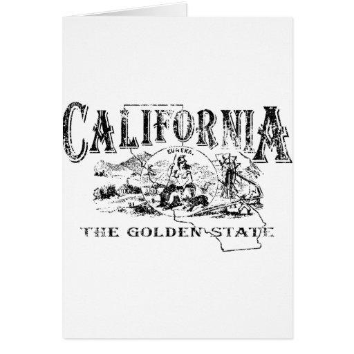 California Tarjeta