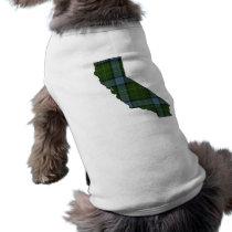 California Tartan Plaid Shirt