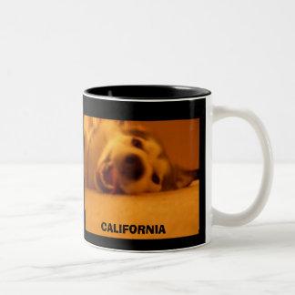 CALIFORNIA TAZA DE CAFÉ