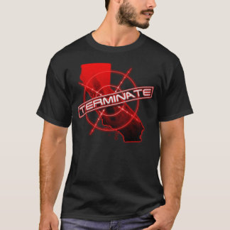 California: Terminate T-Shirt