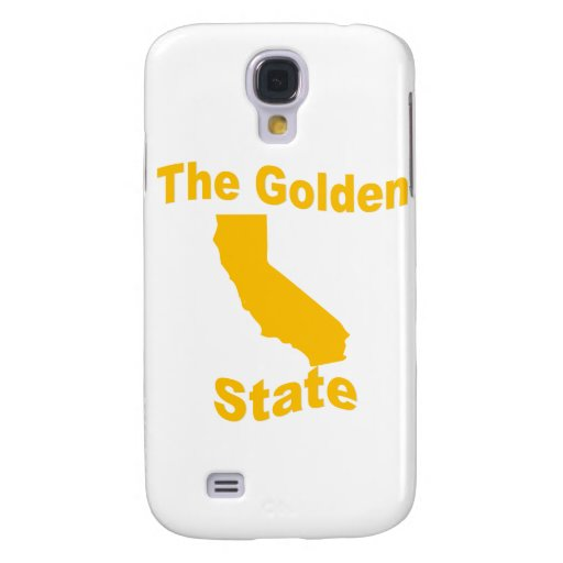 California: The Golden State Galaxy S4 Covers