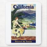 California This Summer Mousepads