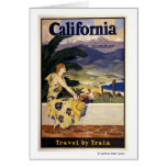 California this summer. Travel by Train