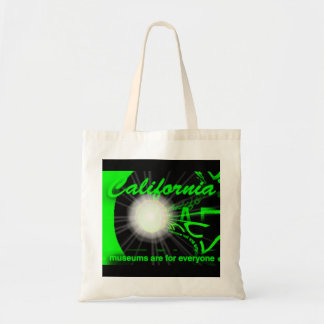 California/tote Budget Tote Bag