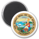 California, USA Magnet