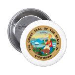 California, USA Pin