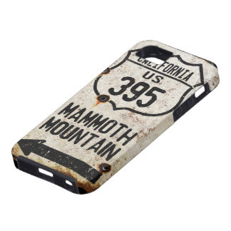 California USA State Highway 365 Rusty Ole Sign iPhone SE/5/5s Case