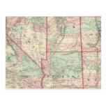 California, Utah, Nevada, Colorado Post Cards